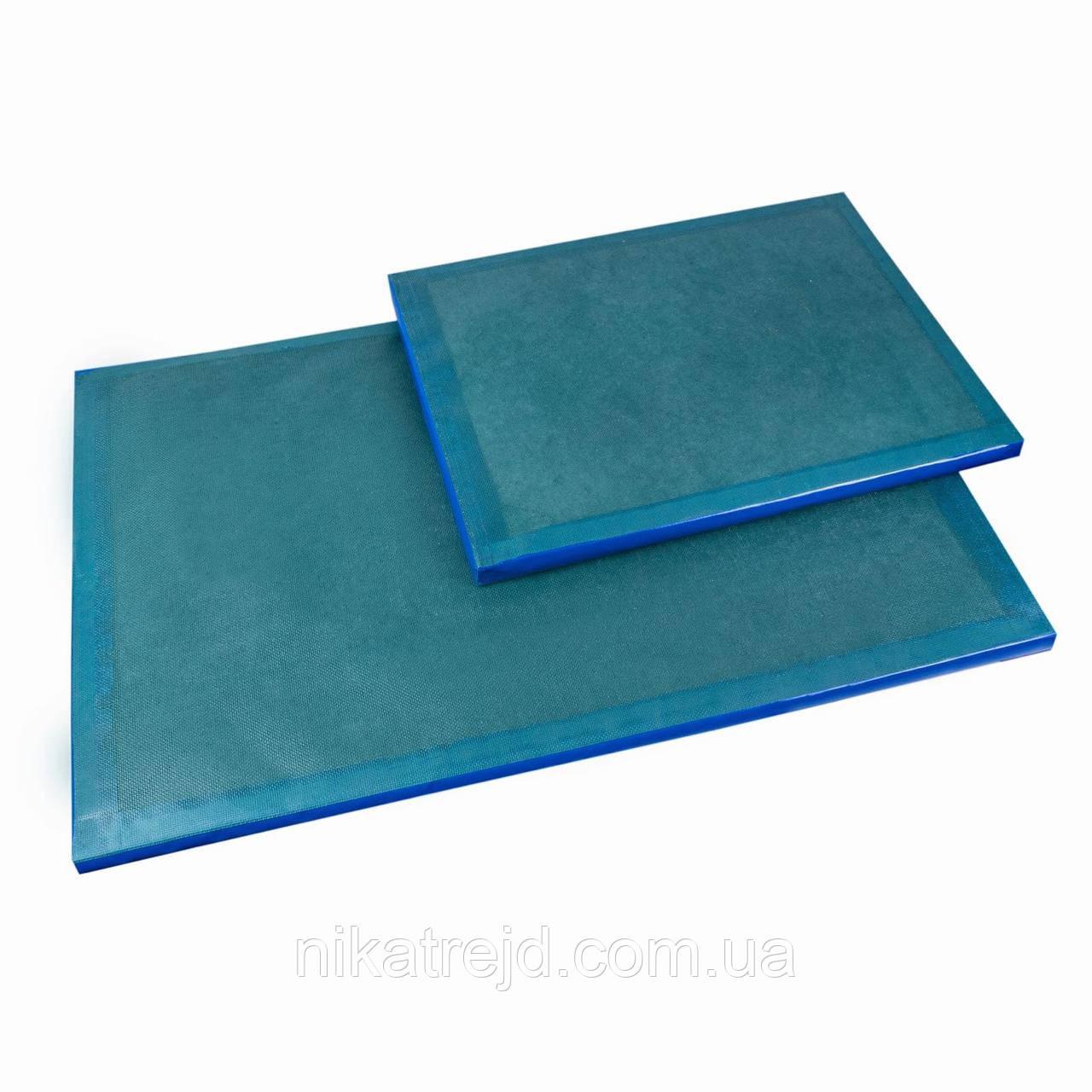 Медицинский дезинфицирующий коврик 100х100х1,5 см