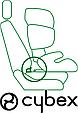Детское автокресло Cybex Solution X-Fix Cobblestone  2/3 (15-36 кг) 3-12 лет, фото 7