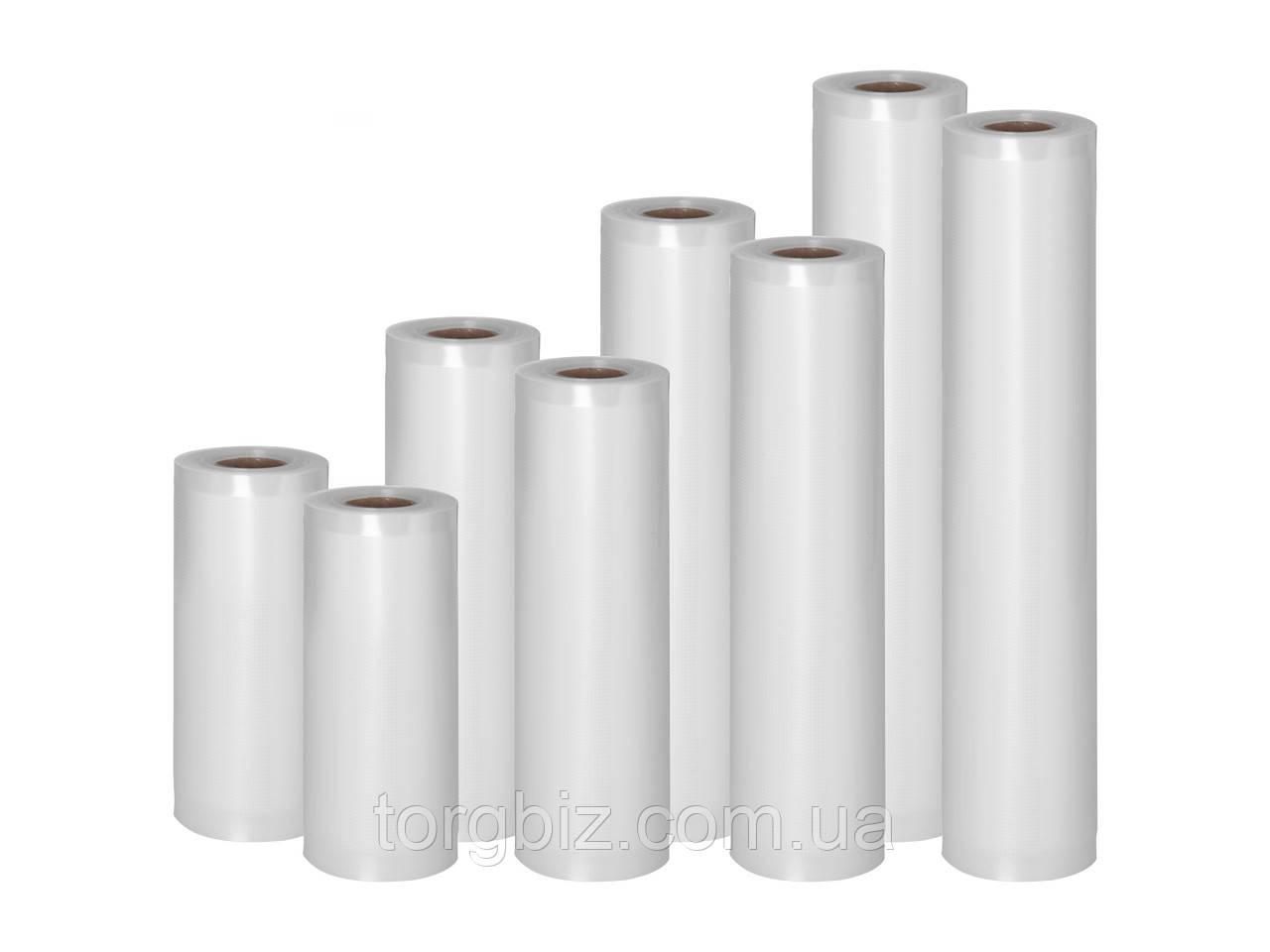 Вакуумный рулон  25/600см Пакеты для вакууматора