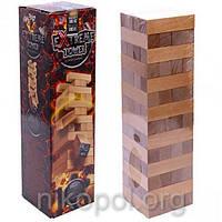 "Настольная игра Башня Дженга ""Extreme Tower"" Danko Toys XTW-01-01"