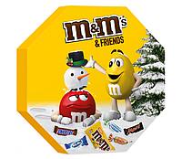 Новогодний набор M&M's Friends NY Tree 2020 116 g