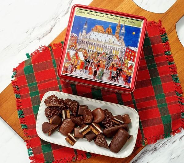 """Подарочный набор сладостей Lambertz """"Рождественская ярмарка"""" 500 g"""