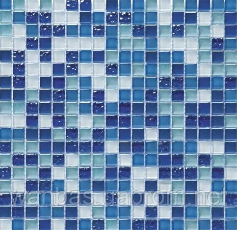 """""""Мрамор и стекло"""" мозаичка DAF 6"""