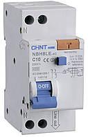 Диф. автомат CHINT NBH8LE-40 1P+N 30mA х-ка С 4,5кА (R) A