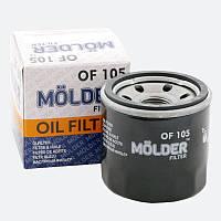 Масляный фильтр MOLDER аналог WL7119/OC215/W672 (OF105)