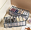 Комплект из органайзеров 3шт для хранения нижнего белья, органайзер для одежды, фото 7