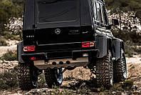 Защита заднего бампера Mercedes G klass W463 1990-2018 гг. / Тюнинг переднего бампера Мерседес Бенц дж класс