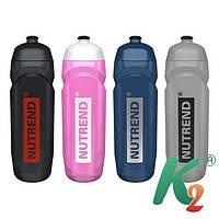 Sport bottle 750 ml fitness серая