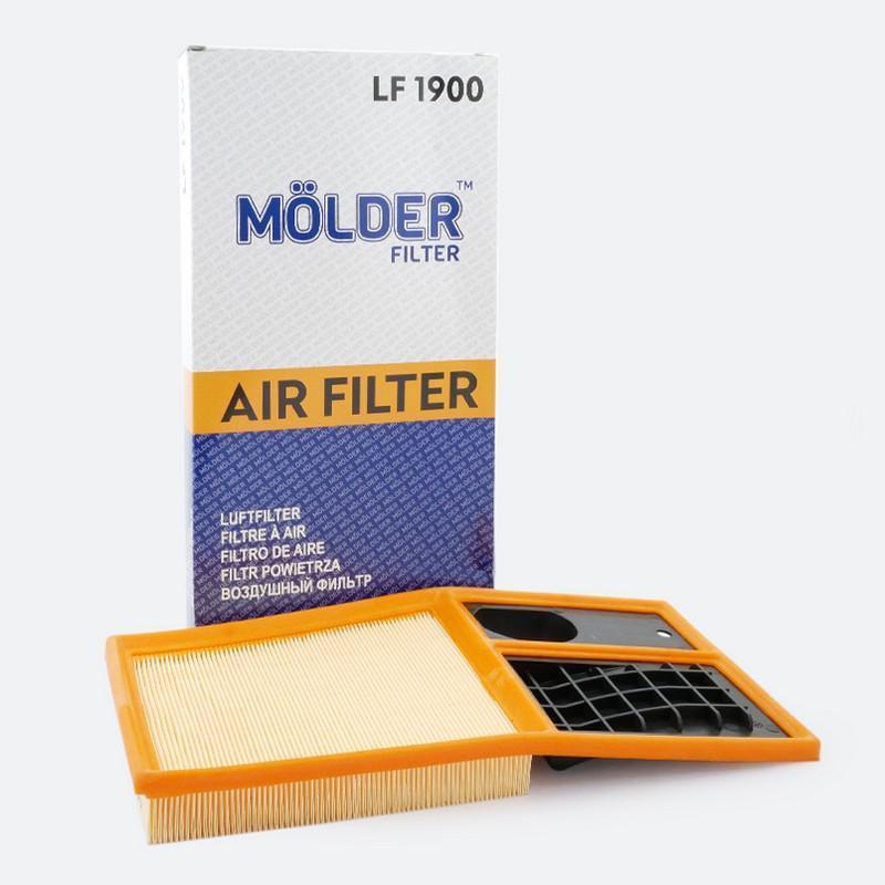 Воздушный фильтр MOLDER аналог WA9545/LX2010/C3880 (LF1900)