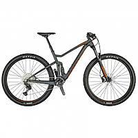 "Велосипед 29"" Scott  Spark 960 dark grey (TW)"
