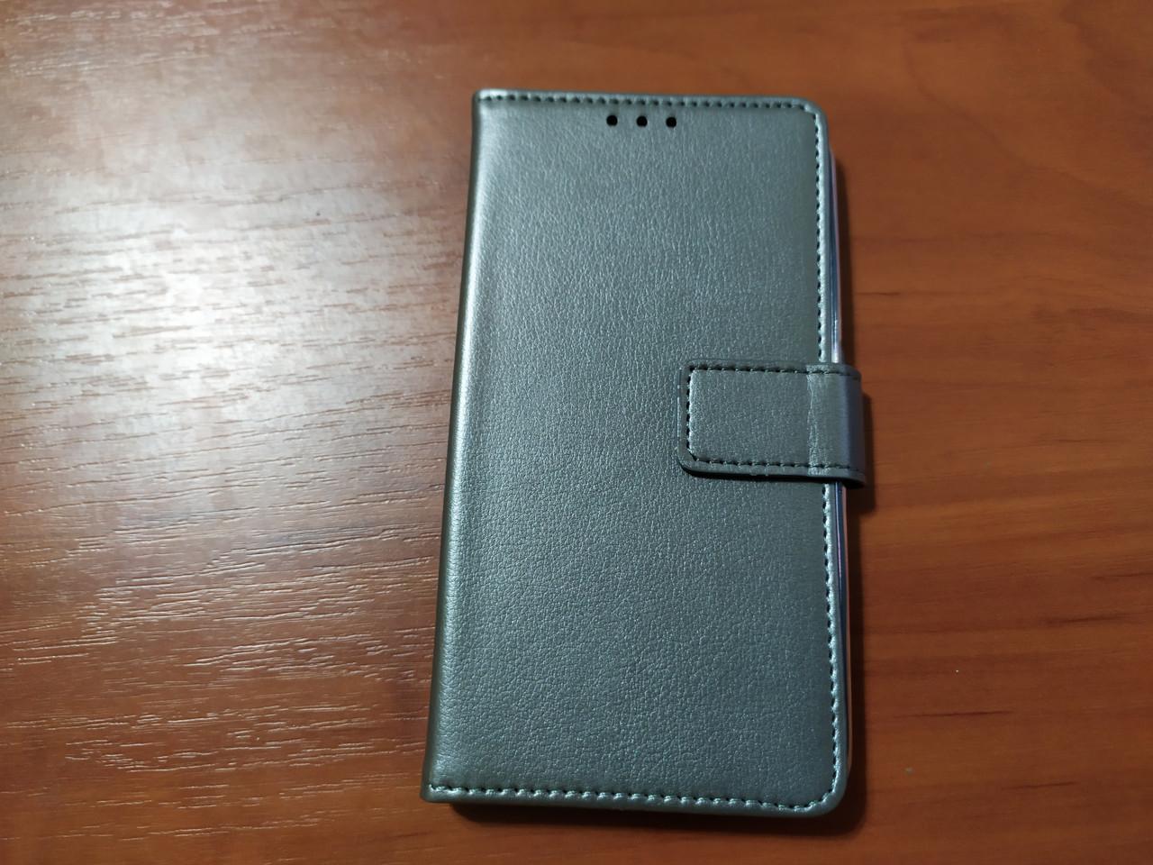 Чохол - книга Premium для Samsung A01 2020 (чорний)