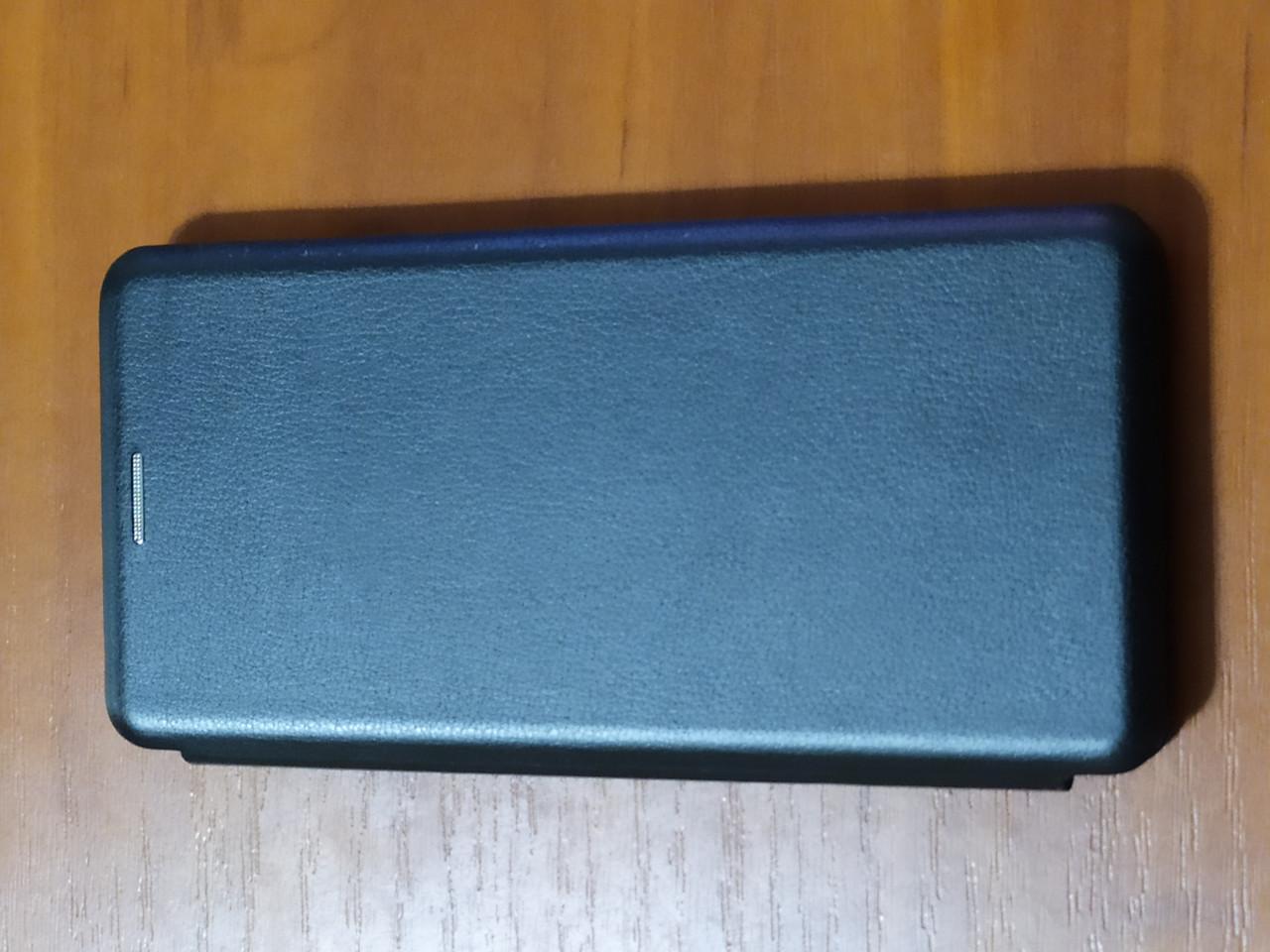 Чехол- книга Premium для Samsung  A31   2020 (черный)
