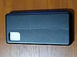 Чехол- книга Premium для Samsung  A31   2020 (черный), фото 2