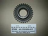Шестерня 40-1701059  3-й передачи ЮМЗ-6  z-30, фото 2