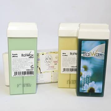 Мини-набор для депиляции кассетным воском ItalWax