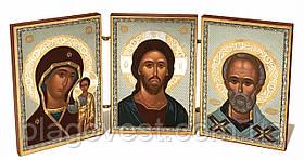 Складень 6х9х3 оргалит Византия