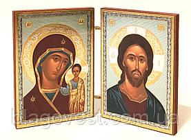 Складень 6х9х2 оргалит Византия