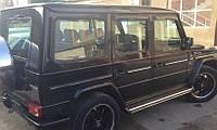 Ветровики Мерседес-Бенц ДЖ-Класс   Дефлекторы оконMercedes Benz G-klasse (W463) 1990