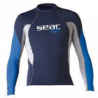 Футболка для плавания с уф защитой SeacSub Raa Long Evo