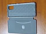 Чехол- книга Premium для Samsung  A31   2020 (бордовый), фото 3