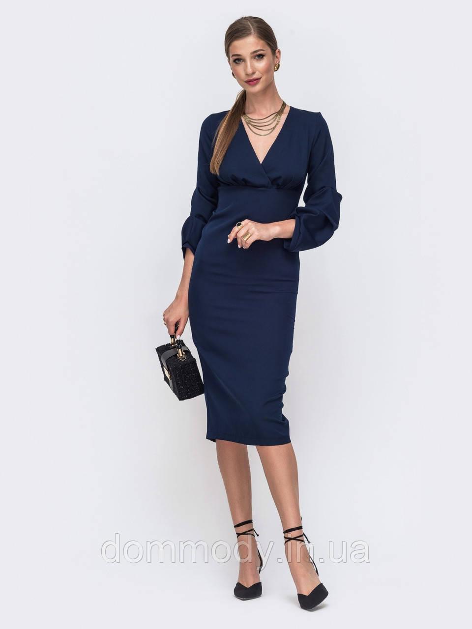 Платье женское Alexandrina blue
