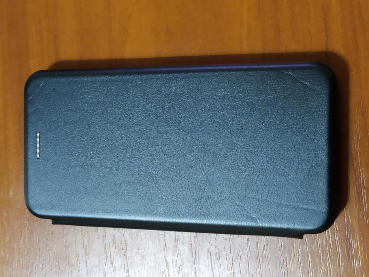 Чохол - книга Premium для Samsung M31 (чорний)