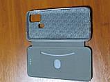Чохол - книга Premium для Samsung M31 (чорний), фото 3