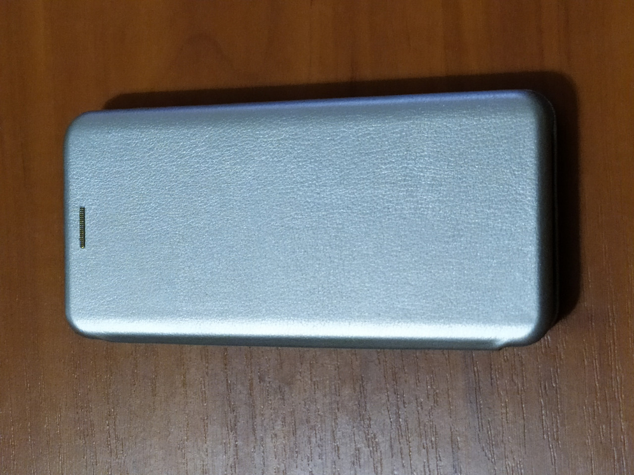 Чехол- книга Premium для Samsung  M31    (серебро)