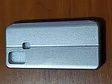 Чехол- книга Premium для Samsung  M31    (серебро), фото 2