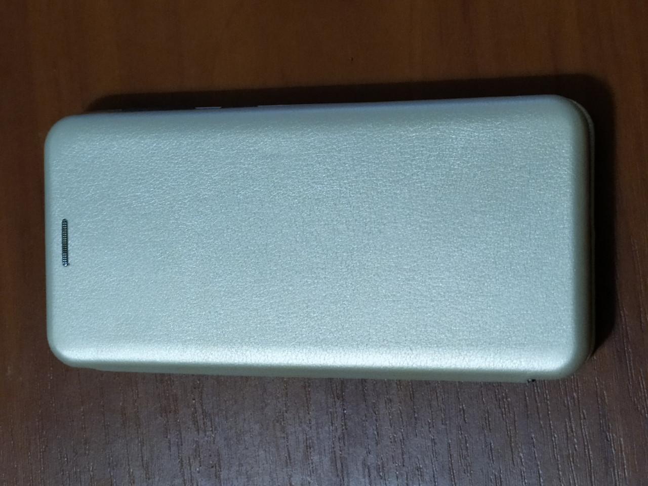 Чохол - книга Premium для Samsung M31 (золотий)