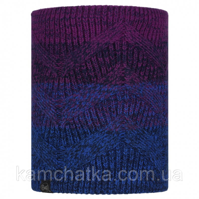 Вязаный снуд BUFF® Knitted & Polar Neckwarmer MASHA purplish