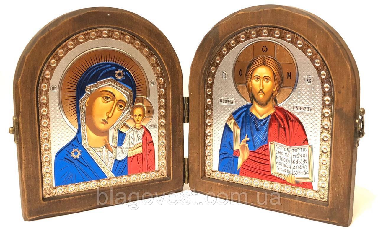 """Складення дерев'яний Византикос Арка """"Греція"""" подвійний №4"""
