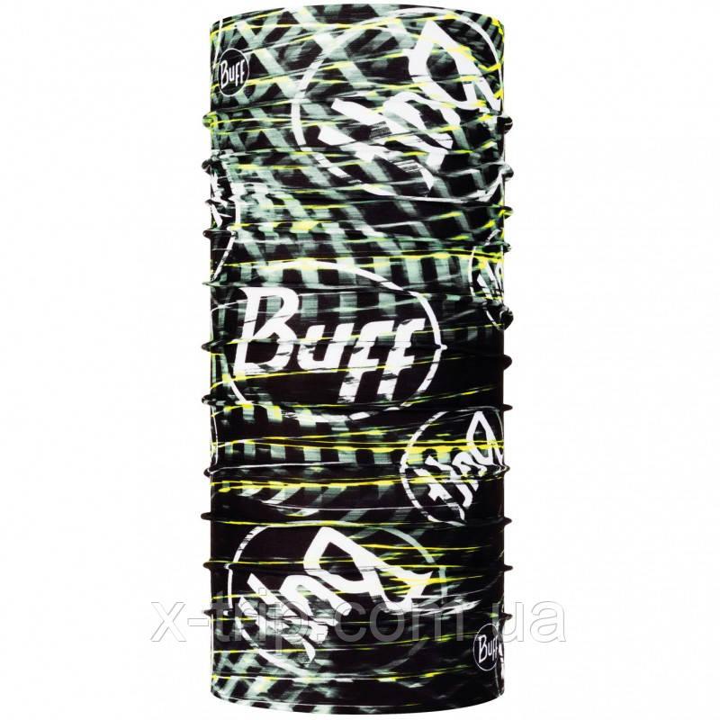 Бафф BUFF® CoolNet UV⁺ Ulnar Black