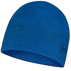 Шапка BUFF® Microfiber Reversible Hat r-solid olympian blue, фото 4