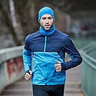Шапка BUFF® Microfiber Reversible Hat r-solid olympian blue, фото 5