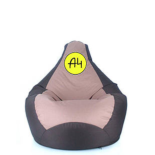 Кресло-мешок L, XL, XXL принт А4