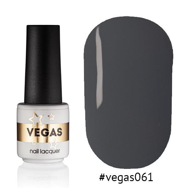 Гель лак №061  Vegas 6 мл
