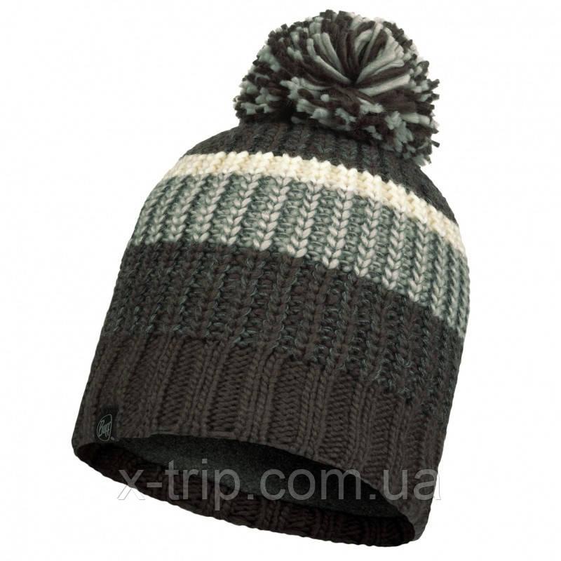 Шапка BUFF® Knitted & Polar Hat STIG grey