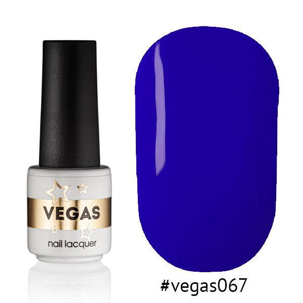 Гель лак №067  Vegas 6 мл