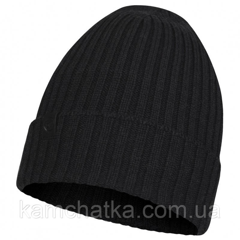 BUFF® Merino Wool Knitted Hat NORVAL graphite