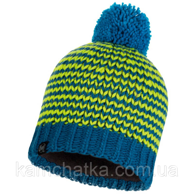 Шапка BUFF® Knitted & Polar Hat DORN moroccan blue