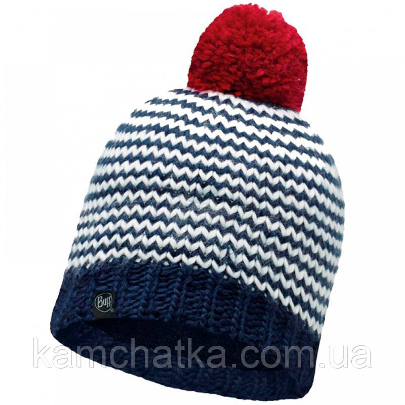 Шапка BUFF® Knitted & Polar Hat DORN navy
