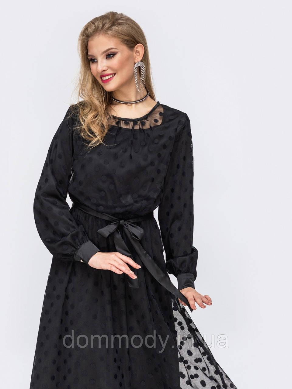 Платье женское Alexandra black