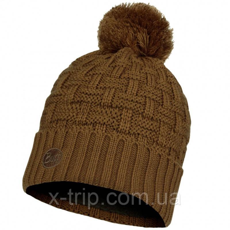 Шапка BUFF® Knitted & Polar Hat AIRON bronze