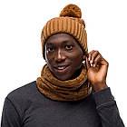 Шапка BUFF® Knitted & Polar Hat AIRON bronze, фото 2
