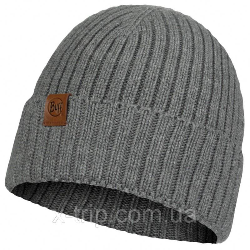 BUFF® Knitted Hat N-HELLE grey castlerock