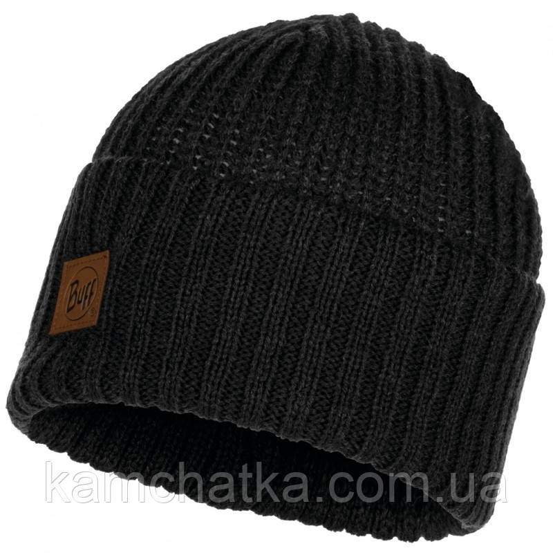 BUFF® Knitted Hat RUTGER graphite