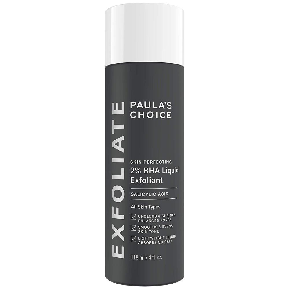 Тоник-эксфолиант с салициловой кислотой Paula's Choice Skin Perfecting 2% BHA Liquid Exfoliant 118 мл