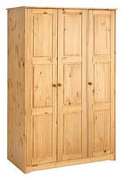 Шкаф из массива дерева 003