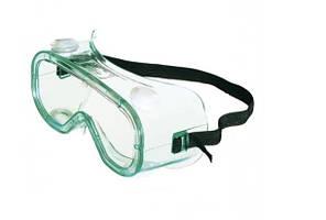Очки защитные непрямая вентиляция (MAS40352)